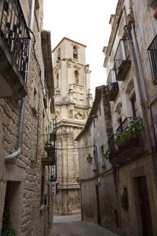 Calaceite Matarraña Teruel Aragón Toscana Española